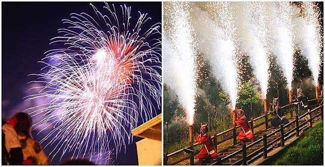 簡直不要太美!北海道夏日祭典連5發,你最想帶誰去看煙火?