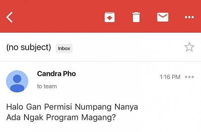 Jangan Salah Lagi Ini Dia Cara Yang Benar Mengirim Email