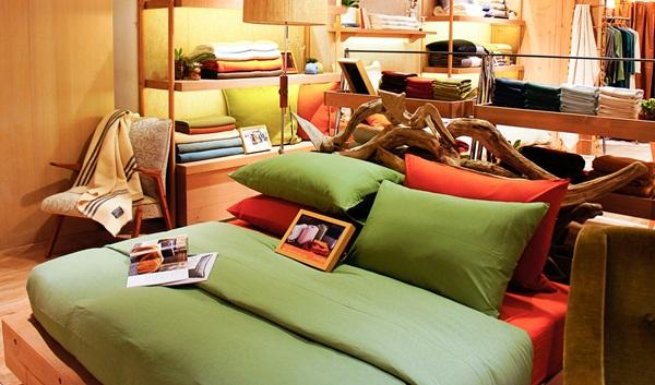 寢具、寢飾、有機棉、環保、公平貿易