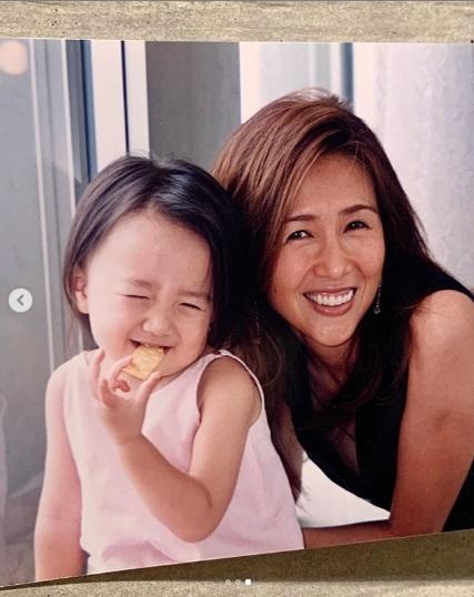工藤静香が50歳に 若きすっぴん姿にも「いいね」 Cocomi&Koki,が幼少 ...