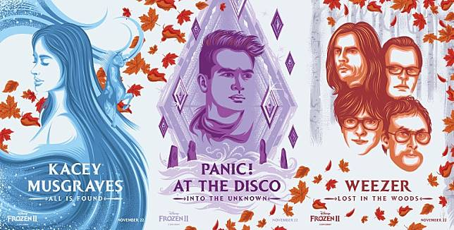 原聲帶陣容包括Kacey Musgraves、Panic! At The Disco、Weezer等巨星。(互聯網)