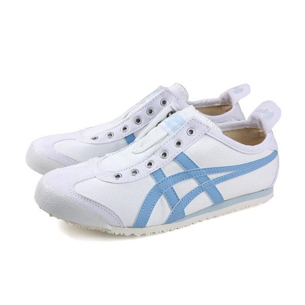 Onitsuka Tiger MEXICO 66 SLIP-ON 運動鞋 休閒鞋 白色 女鞋 1182A087-101 no303