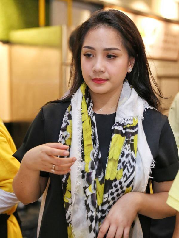 Nagita Slavina (Adrian Putra/bintang.com)