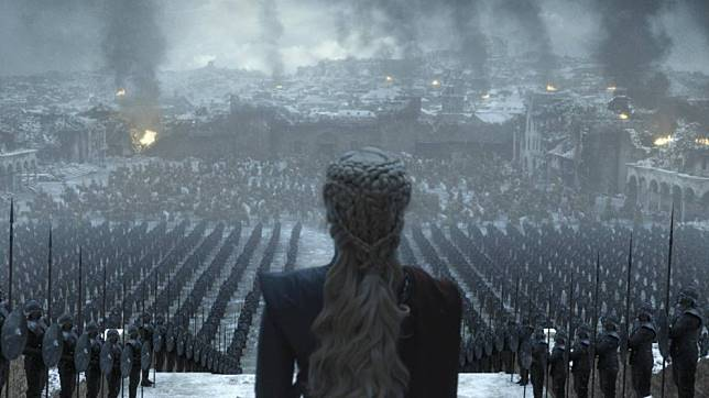 Chinese viewers think Westeros will be under mass surveillance now