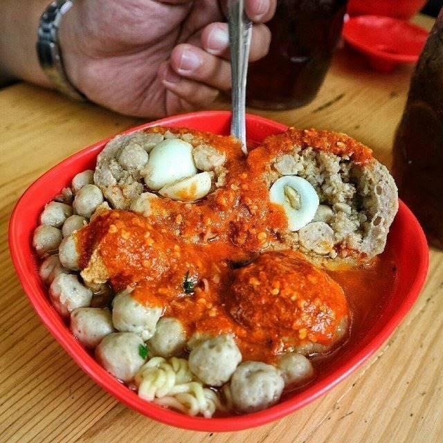 8 Bakso Unik Enak Dan Pedas Di Bandung