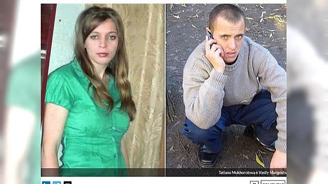 俄羅斯一名狠心人夫將小三勒斃焚屍,她的眼珠和頭髮全都消失不見。(圖/翻攝自Sol網站)