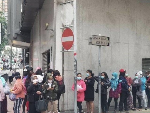 Curi dan Perdagangkan Masker, WNI di Hongkong Dijatuhi Hukuman Penjara