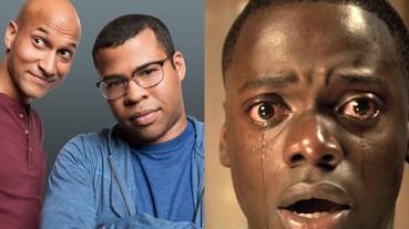 「黑人二人組」喬登皮爾靠著《逃出絕命鎮》 成首位出道作就票房破億的黑人導演!