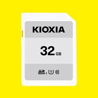 【KIOXIA】SDHCカード