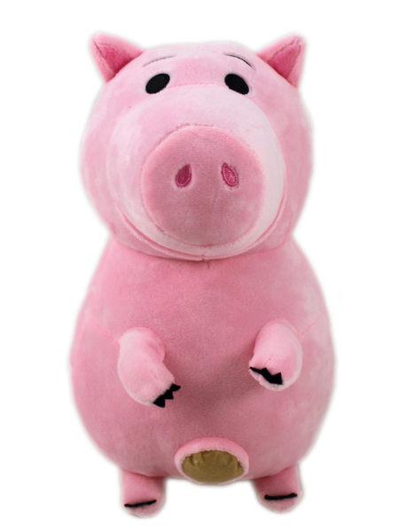 【卡漫城】 火腿豬 玩偶 27cm 絨毛 ㊣版 玩具總動員 toy story 禮物 娃娃 布偶 佈置 Hamm 小豬