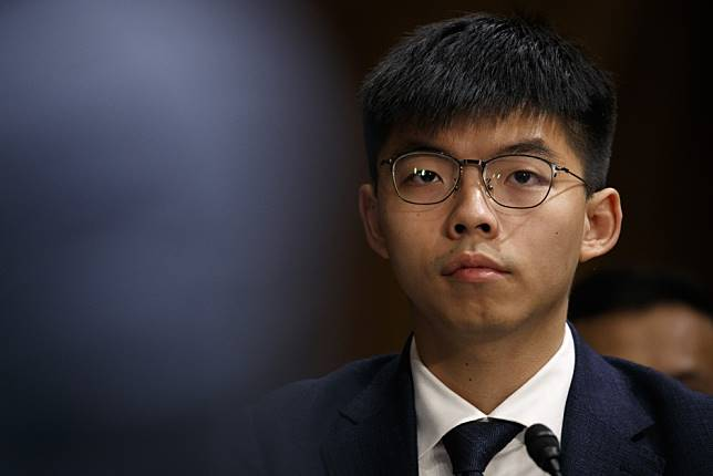 Pro-democracy activist Joshua Wong banned by Hong Kong court from travelling to London to receive human rights award from British parliament