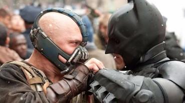 蝙蝠俠你可能不知道的 5 件事 原來湯姆哈迪必須要穿高跟鞋才能與蝙蝠俠對視!