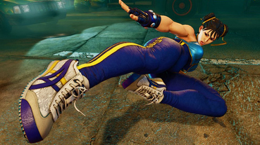 新聞分享 / 羨慕春麗穿新限量鞋 Onitsuka Tiger x Street Fighter 'MEXICO 66 SD'