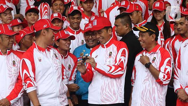 Kontingen Indonesia untuk SEA Games 2019