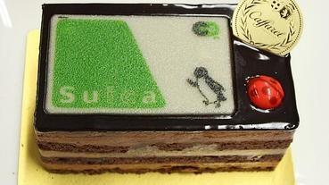 【未到聖誕】東京站グランスタ的Suica企鵝聖誕蛋糕