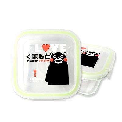 可耐溫0~120°C可以直接微波加熱玻璃製衛生安全無任何塑化劑、雙酚A等等疑慮日本熊本縣授權吉祥物熊本熊圖案