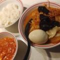 レディースセット - 実際訪問したユーザーが直接撮影して投稿した西新宿丼もの蒙古タンメン中本 新宿店の写真のメニュー情報