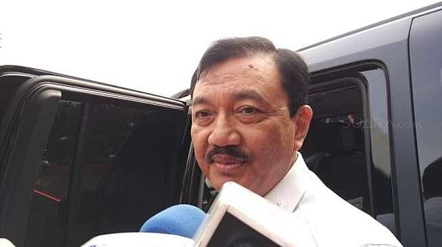 Kepala Badan Intelijen Negara Jenderal Polisi Budi Gunawan [suara.com/Ummi Hadyah Saleh]