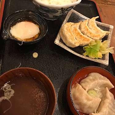 実際訪問したユーザーが直接撮影して投稿した高田馬場餃子ダンダダン酒場 高田馬場店の写真