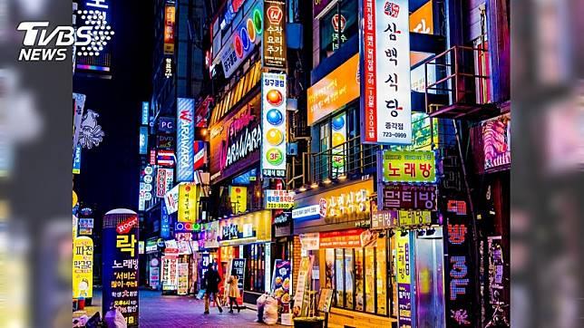 南韓。示意圖/TVBS