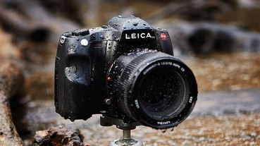 Leica S3 中片幅新機登場:6400 萬畫素,售價台幣 62.5 萬