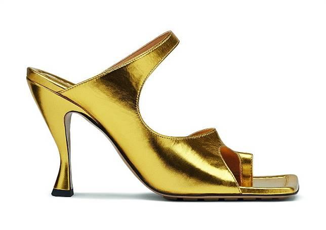 BOTTEGA VENETA Open Toe Sandals(互聯網)