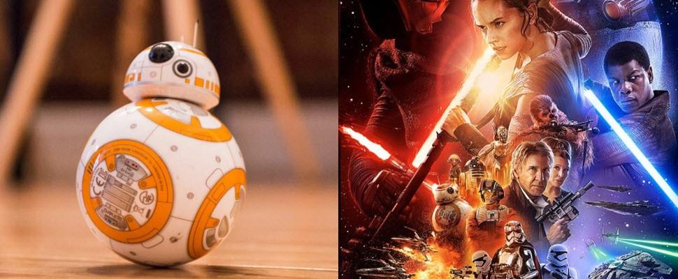 星際大戰BB-8熱潮席捲全球!