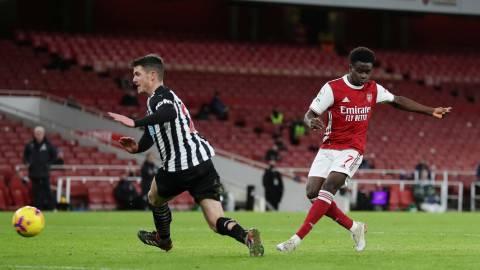 Live Streaming Newcastle vs Arsenal di Liga Inggris
