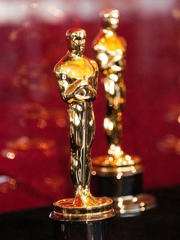Piala Oscar. (Foto: Dok. Instagram terverifikasi @The_Academy)