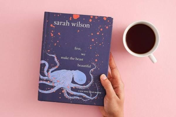 5 buku terbaik ini membantu Anda mengatasi depresi dan kecemasan,