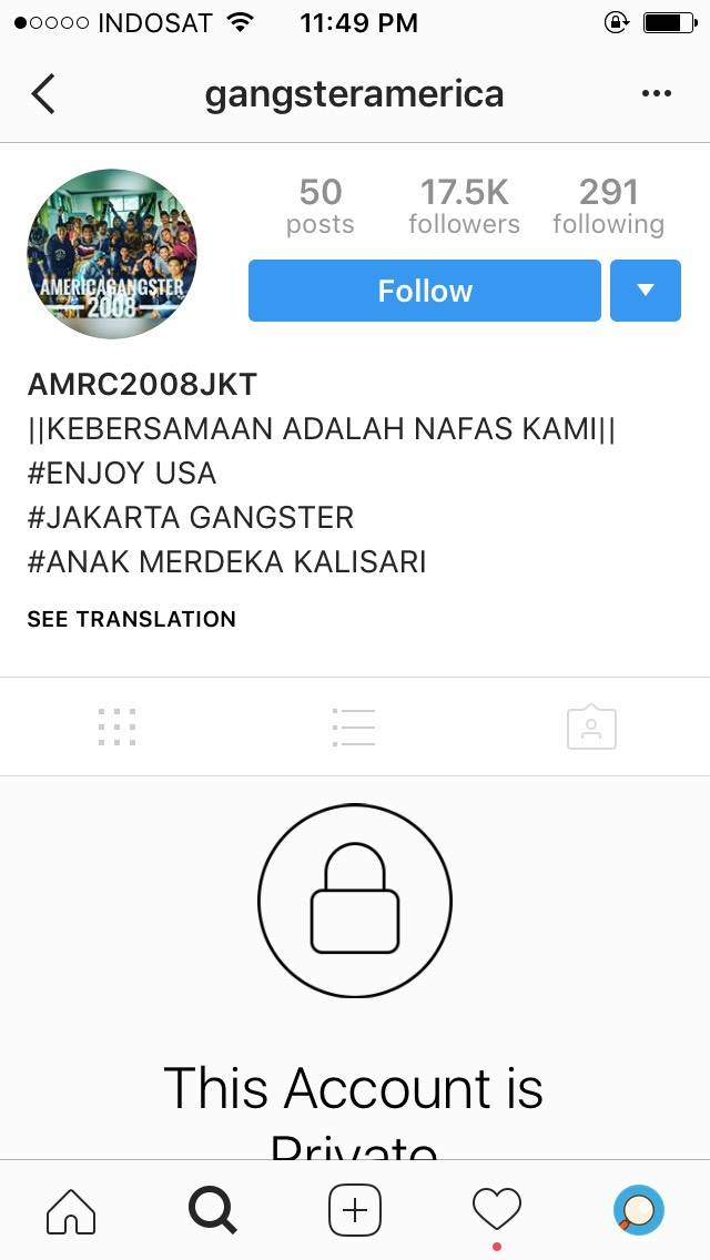 Ini Dia 11 Akun Instagram Geng Motor Jakarta Yang Patut Lu Waspadai Hati Hati Dijalan Ya Gengs Dagelan Line Today