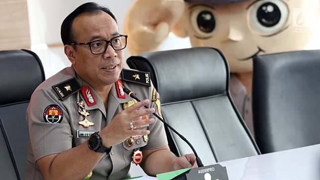 Jelang Aksi 22 Mei, Polri Tetapkan Siaga 1 di Wilayah DKI Jakarta