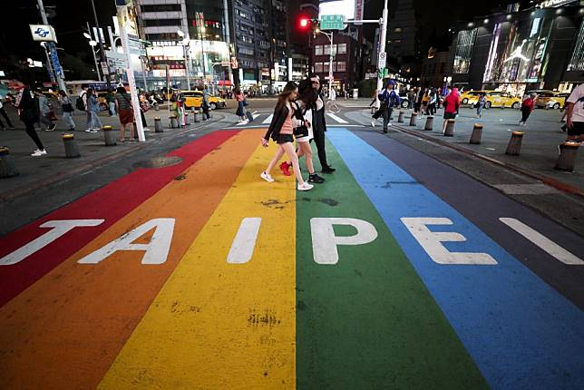 Taiwan more than ever a beacon for LGBT Asians after gay marriage law's passage - 'The difference between knowing there are a lot of people like you ... and seeing it'