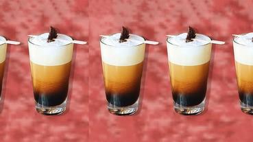 咖啡啤酒MIX牛肉串,美國星巴克新奇飲品據說很涮嘴~