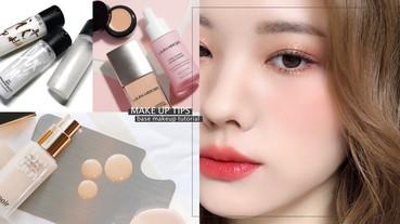 粉底太乾、沾口罩不持久?彩妝師分享「粉底調和」技巧,自製不同膚質的無瑕透亮底妝