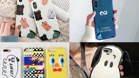【果粉注意】手機也要穿上童趣外衣!令人童心大悅的手機殼蒐羅!