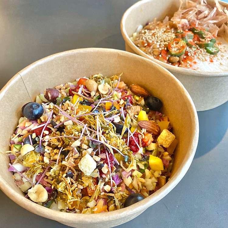 あろえちゃんさんが投稿した銀座野菜料理のお店ファーム トゥー ゴー/FARM TO GOの写真
