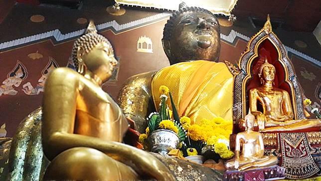 งดงามล้ำค่า!! 3 พระพุทธรูปโบราณอายุกว่า 700 ปี ที่สุโขทัย