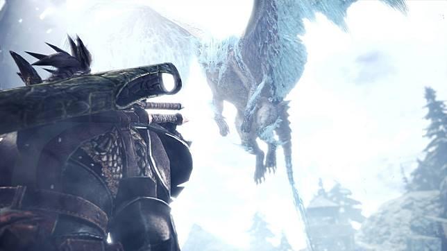 Monster Hunter World Iceborne 01