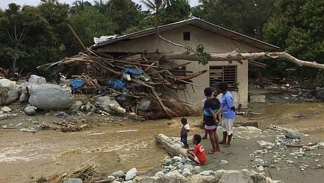 Ini Daftar Kebutuhan Mendesak Korban Banjir Bandang Sentani