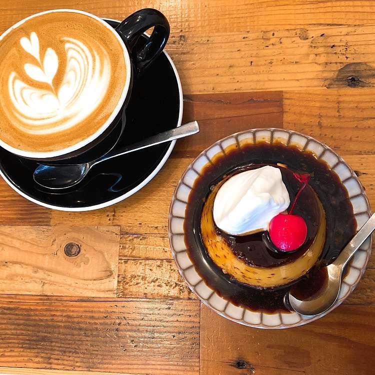 新宿区周辺で多くのユーザーに人気が高いコーヒーオールシーズンズ コーヒーのクラシックプリンの写真
