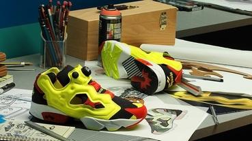 官方新聞 / 設計原型現身 Reebok Instapump Fury Prototype 全球 1994 雙限量上市