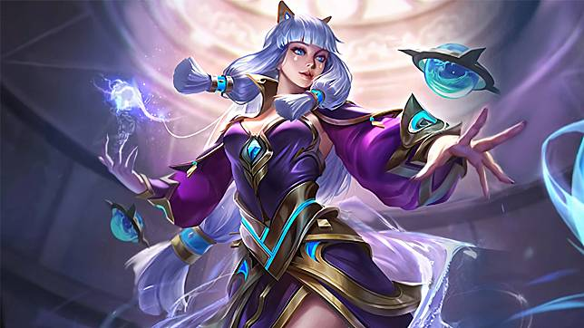 Guide dan Build Guinevere Mobile Legends Terbaik 2020, Terbangkan Musuhmu!