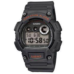 ◎原廠公司貨 ◎CASIO數字錶款 ◎每日鬧鈴(可選擇閃光加聲響或是震動提示)品牌:CASIO型號:W-735H-8A使用族群:男錶,女錶手錶特性:電子錶錶帶材質:橡膠/塑膠/樹脂錶帶鏡面材質:玻璃鏡