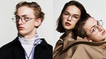 工藝與極簡時尚的薈萃!日本手工眼鏡品牌 THE WHITE SCREEN 推全新支線