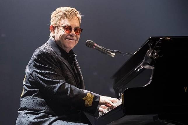 Elton John為《獅子王》創作的《Can You Feel the Love Tonight》獲得了奧斯卡最佳原創歌曲獎。(互聯網)