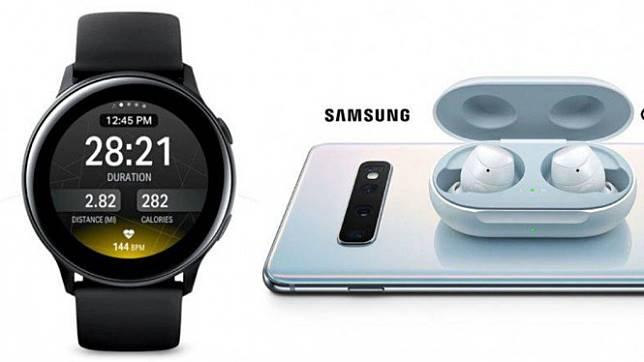3 Gadget Kece Samsung Ini Bisa Jadi Teman Gaya Hidup Sehat
