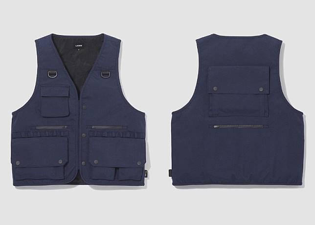 CORDURA®Tactical Vest in Navy(互聯網)