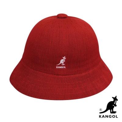 KANGOL -TROPIC 鐘型帽-紅色