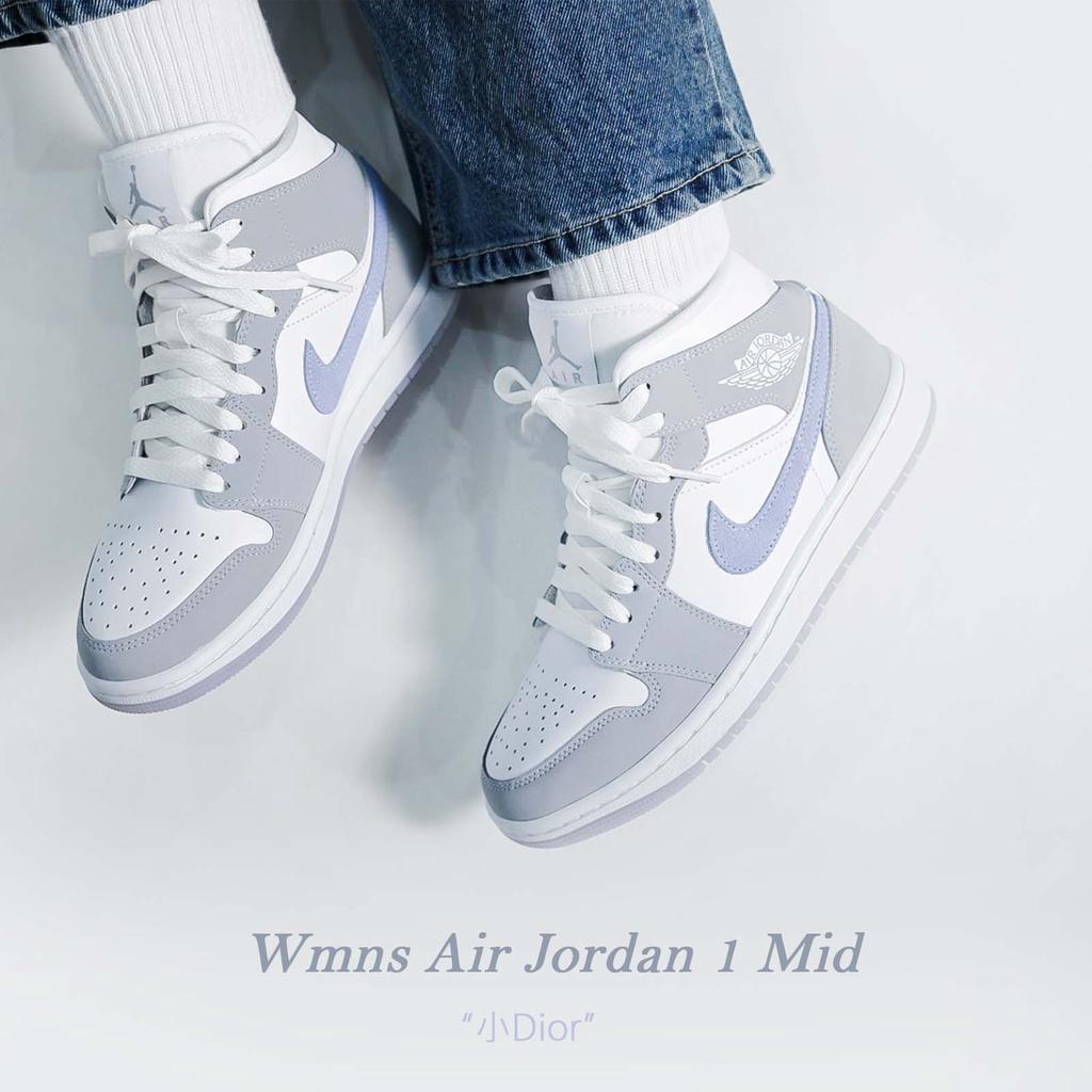 Nike Air Jordan 1 Mid 中筒 小Dior 女鞋 男鞋 情侶鞋 AJ1 ACS BQ6472-105